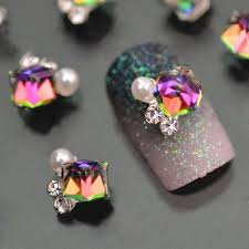 21 best nail pearls nail art images on pinterest 3d nails art