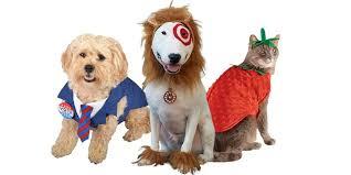 Target Dog Halloween Costumes Howl Oween U0027s Tame Target U0027s Cute Pet Costumes