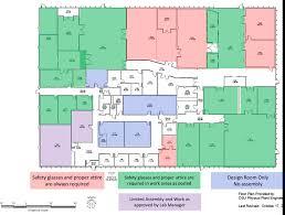 Walmart Store Floor Plan General Lab Rules Ceat North Labs Dml Dev Lab Fab Lab