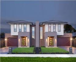 townhouse designs melbourne duplex solutions by metricon realise property potential