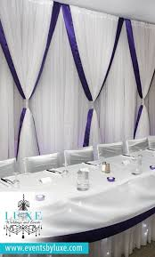 wedding flowers london ontario 10 best purple and white wedding decor images on luxe