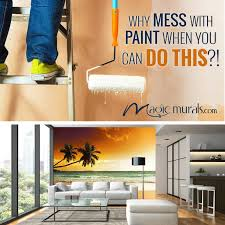 why paint an accent wall when you could hang an awesome wallpaper wallpaper wall murals make great accent walls so much better than painting