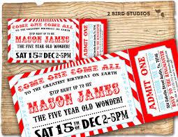 free printable farm birthday invitations circus invitation vintage circus birthday invite