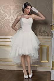 robe mariã e courte collection 2017 robe de mariée soupir