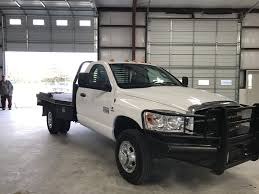 Bale Beds For Sale 2007 Dodge Ram 3500 4x4 Kw U0026f Bale Bed For Sale In Greenville Tx 75402
