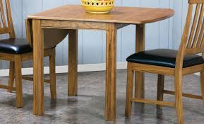 Oak Drop Leaf Table Solid Oak Drop Leaf Table Dining Room