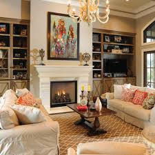 traditional fireplace design living room traditional with white