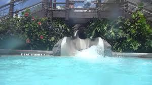 Polynesian Resort Map Disney U0027s Polynesian Resort Pool And Slide Youtube