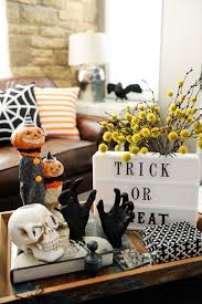how to decorate home for halloween halloween home decorations 20 elegant halloween home decor ideas how