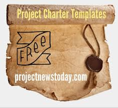 project charter templates for project management that are free