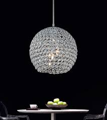 World Globe Light Fixture by 1 Light Chrome Mini Chandelier From Our Globe Collection