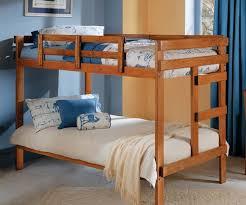 2x4 Bunk Beds Woodcrest Heartland 2x4 Bunk Bed With Slats Honey Pine 2400 Sl