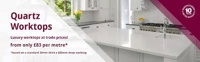Corian Vs Quartz Worktops Buy Kitchen Worktops Granite Corian Quartz U0026 Wood