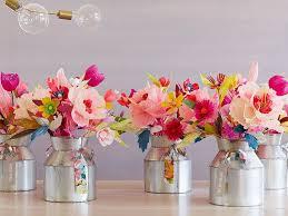 paper flower centerpieces paper flower wedding centerpieces wedding definition ideas