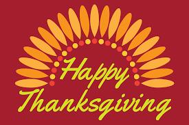 Free Happy Thanksgiving Image Free Illustration Happy Thanksgiving Holiday Season Free