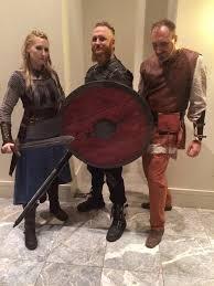 Viking Halloween Costume Ideas Absolutely Amazing Lagertha Costume Costuming