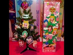 sailor moon s tree toys and ornaments sailor moon toys