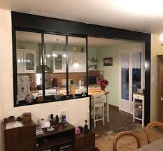 ouverture salon cuisine cuisine semi ouverte sur salon avec bar les nouvelles ouverture con