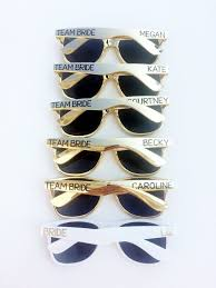 personalized sunglasses wedding favors best 25 wedding sunglasses ideas on affordable