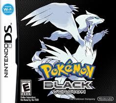 pokemon black version usa rom u003e nintendo ds nds loveroms com