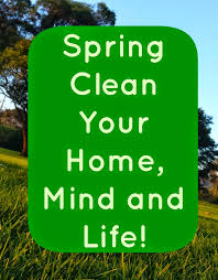 Time For Spring Cleaning by In Dodd We Trust Mental Spring Cleaning