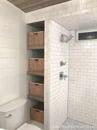 Next Bathroom Shelves How To Build Bathroom Shelves Next To Shower Shelves Easy