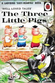 pigs 100th anniversary ladybird book