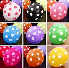 balloons wholesale xxpwj 50pcs lot 12inch balloons dot balloons wholesale