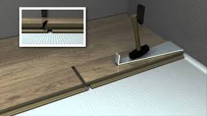Unilock Laminate Flooring Uniclic Installation Laminate Youtube
