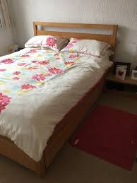 Bed Frames Montreal Lewis Montreal Storage Bed King Size With Mattress In