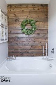 bathroom paneling ideas 25 best bathroom pallet projects ideas and designs for 2017