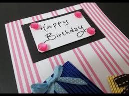 diy 24 birthday card
