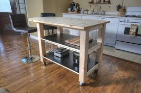 how to build a kitchen island with seating pin by authentech on diy how to review kitchen