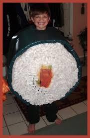 Baby Sushi Halloween Costume Homemade Sushi Costume Homemade Halloween Costumes