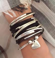 wrap bracelet with charms images Browse our charm collection for charm bracelets and necklace jpg