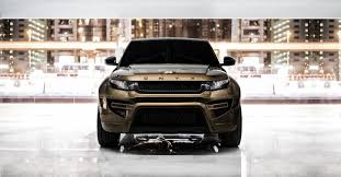 modified range rover onyx concept bespoke automotive