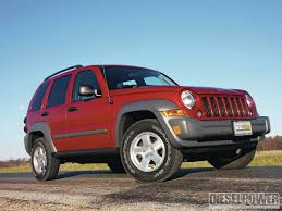 red jeep liberty 2008 buying a used jeep liberty crd diesel power magazine