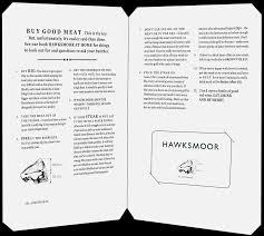Food Gift Certificate Template Gift Cards Hawksmoor
