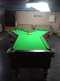 cp dean pool tables how much room do you need around a pool table round designs