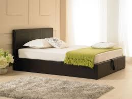 Leather Ottoman Bed 58 Best Leather Bed Frames Images On Pinterest Bed Frames