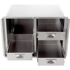 bbqguys com sonoma series 30 inch stainless steel enclosed cabinet