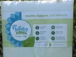 Lullaby Crib Mattress Lullaby Earth Healthy Support Crib Mattress Review The Sleep Judge