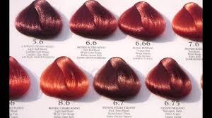 loreal hair color chart ginger loreal red hair color chart best hair color for ethnic hair