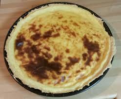 cuisiner avec un patissier flan patissier avec pâte sablée rosecuisine