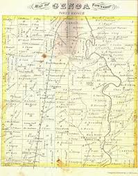 Delaware Ohio Map by Return To Local History Index