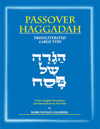 haggadah transliteration passover haggadah transliterated large type nathan goldberg