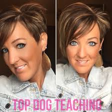 how tohi lite shirt pixie hair assymetrical short pixie haircut with highlights and lowlights