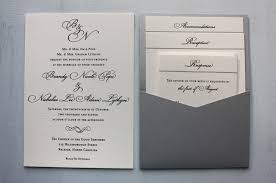 silver wedding invitations formal black monogram with silver clutch wedding