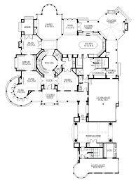 luxury mansion floor plans modern mansion house plans smart design 7 2 story villa floor plans