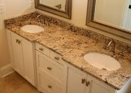Bathroom Countertops Ideas Bathroom Granite Countertop Ideas Countertops Intended For Prepare